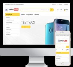 E-Ticaret Web Paketi - 043