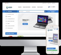 E-Ticaret Web Paketi - 041